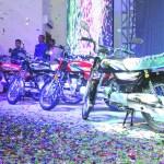 automark united motorcycle