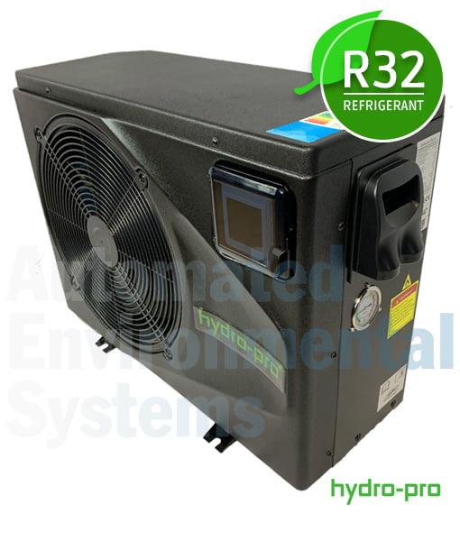 Hydro-Pro Type P Swimming Pool Heat Pump - Automated Environmental