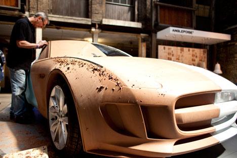 dezeen_Movie-Jaguar-clay-modelling-at-Clerkenwell-Design-Week_9