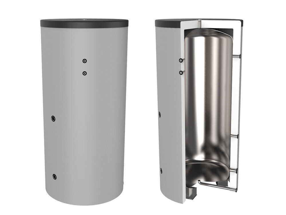 Thermex Stainless Steel Hot Water Tanks Automatic Heating
