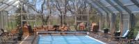 Retractable Pool Enclosures | Retractable Pool Cover ...