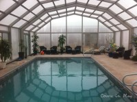 Indoor And Outdoor Swimming Pool Enclosures