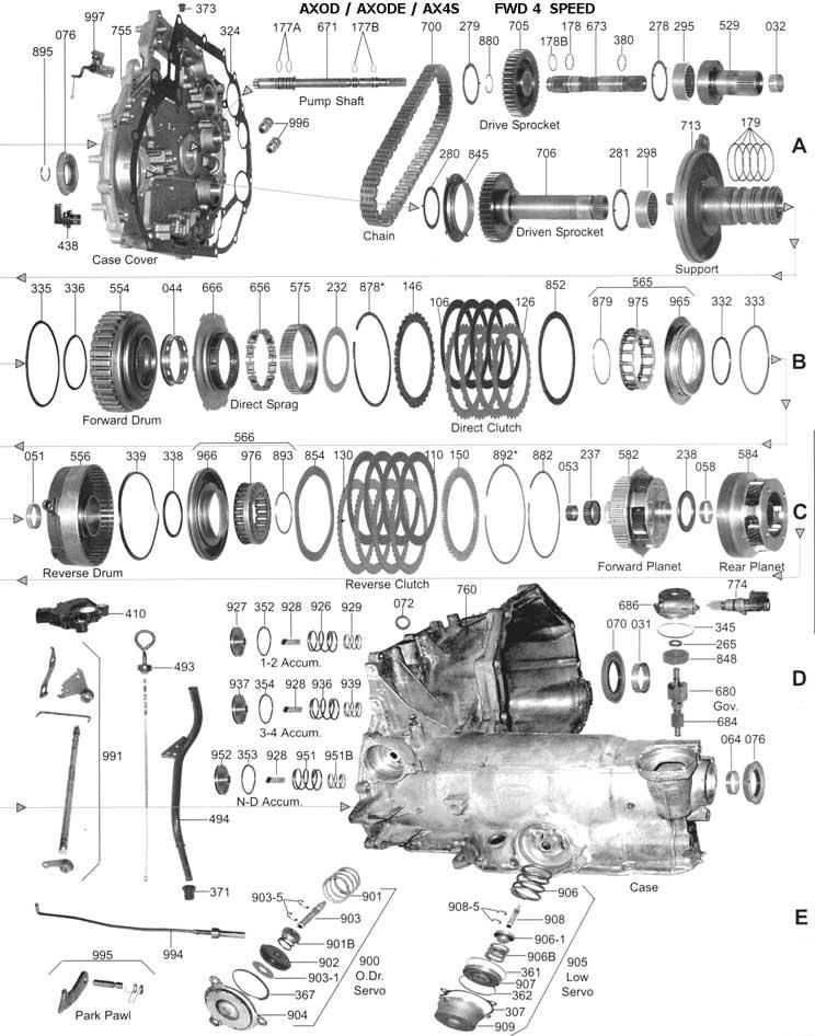 Cd4e Diagram - Wiring Diagram Progresif