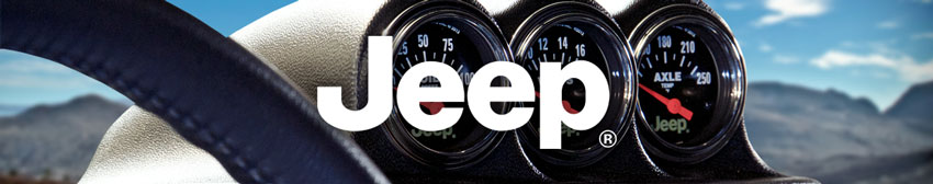 AutoMeter - Officially Licensed Jeep Gauges