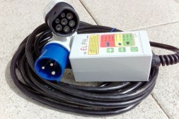 Câble de Recharge Occasionnelle (CRO) ELPA compatible Renault ZOE