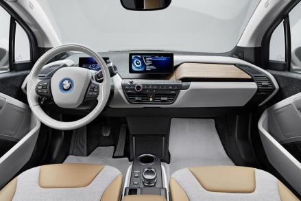 L'habitacle : siège conducteur et siège passager