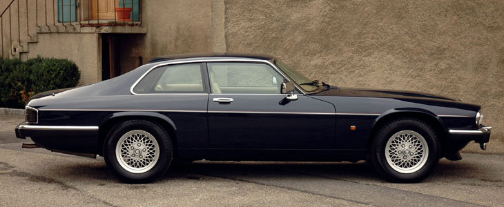 JAGUAR XJ-S V12 (1975-1996) - RETRO