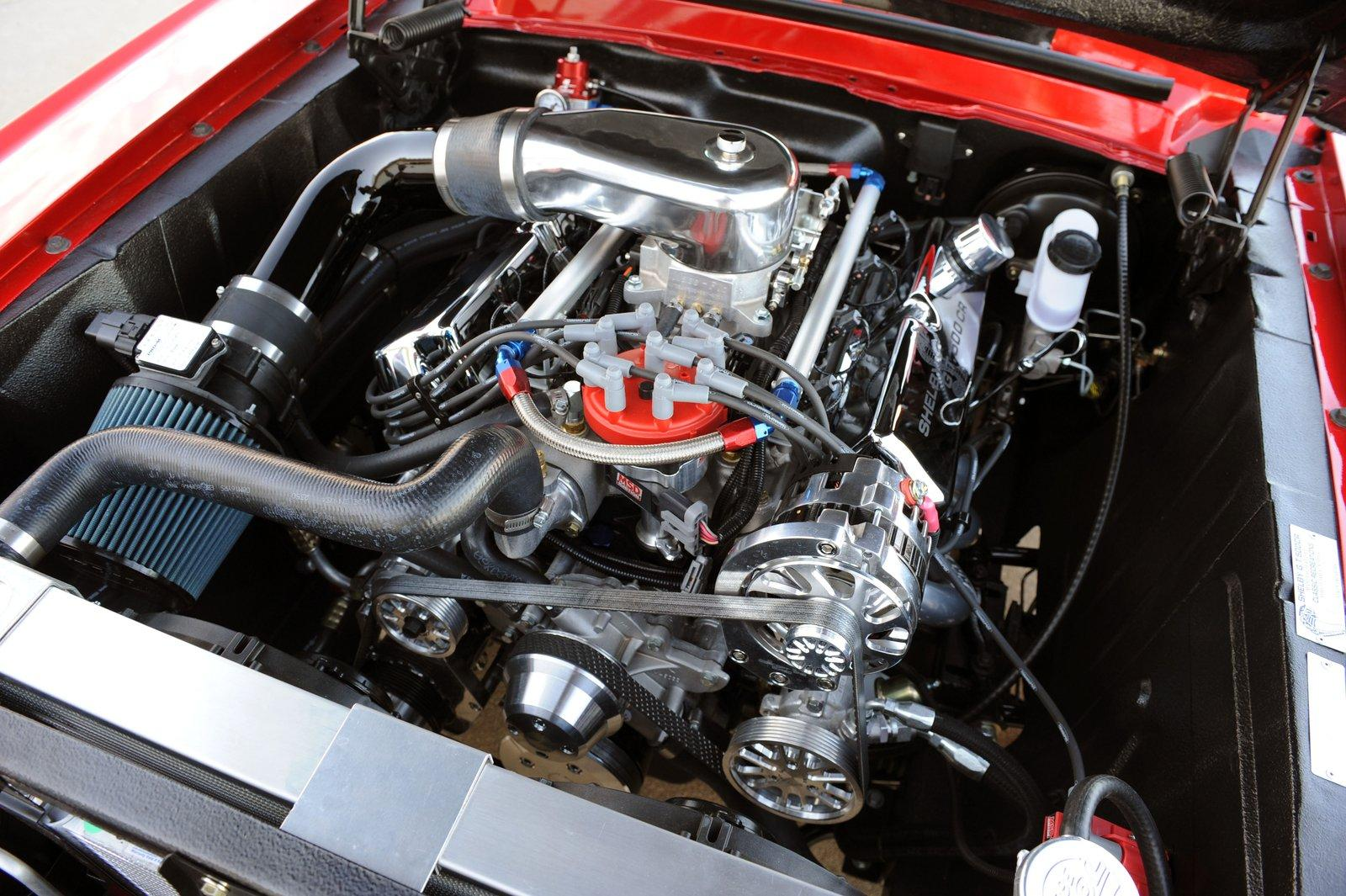 Classic Mustang Car Wallpaper 1967 Shelby Gt500cr A Brutal Car From Classic Recreations