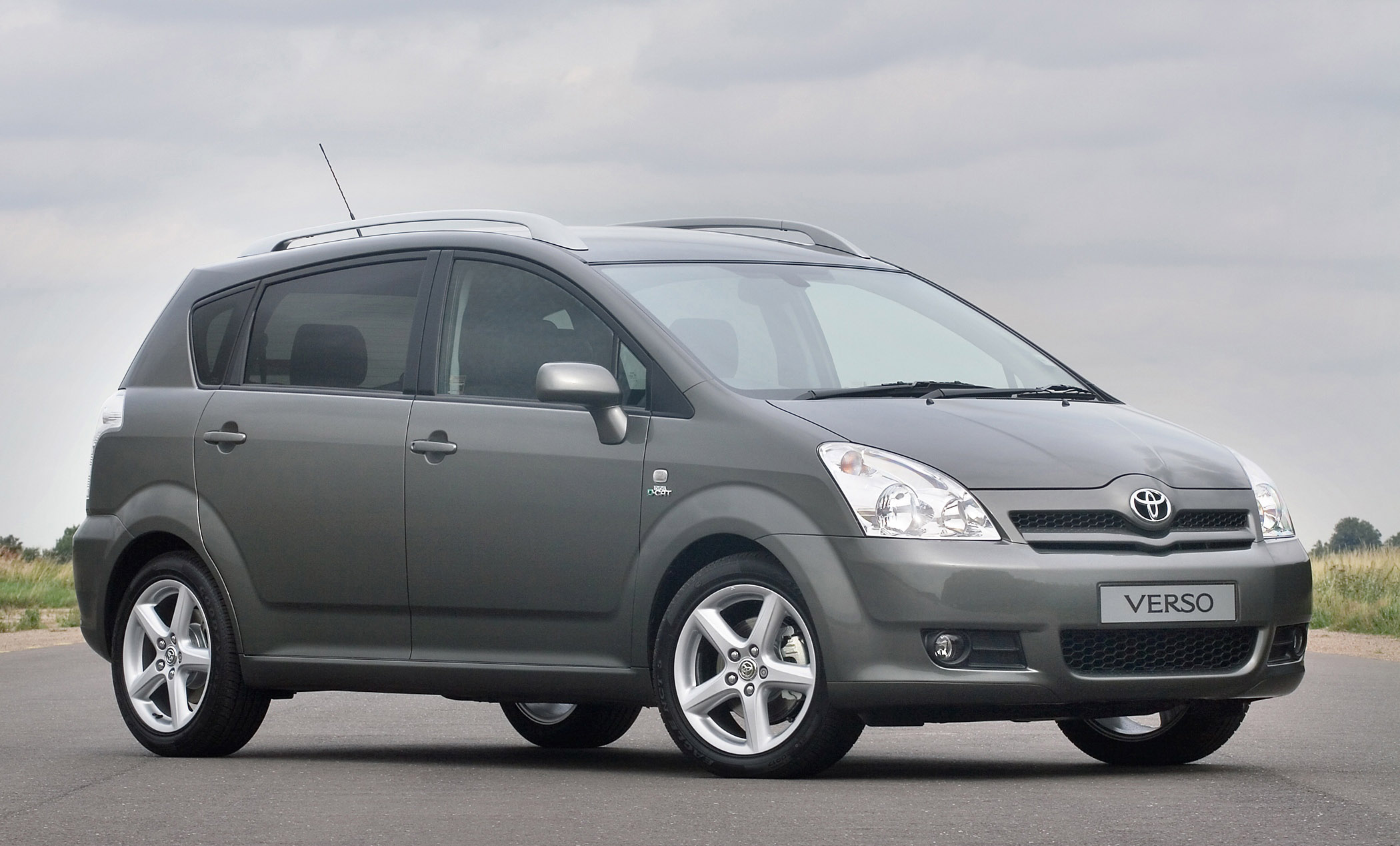 Cars Wallpaper For Google 2005 Toyota Verso D 4d Picture 77818
