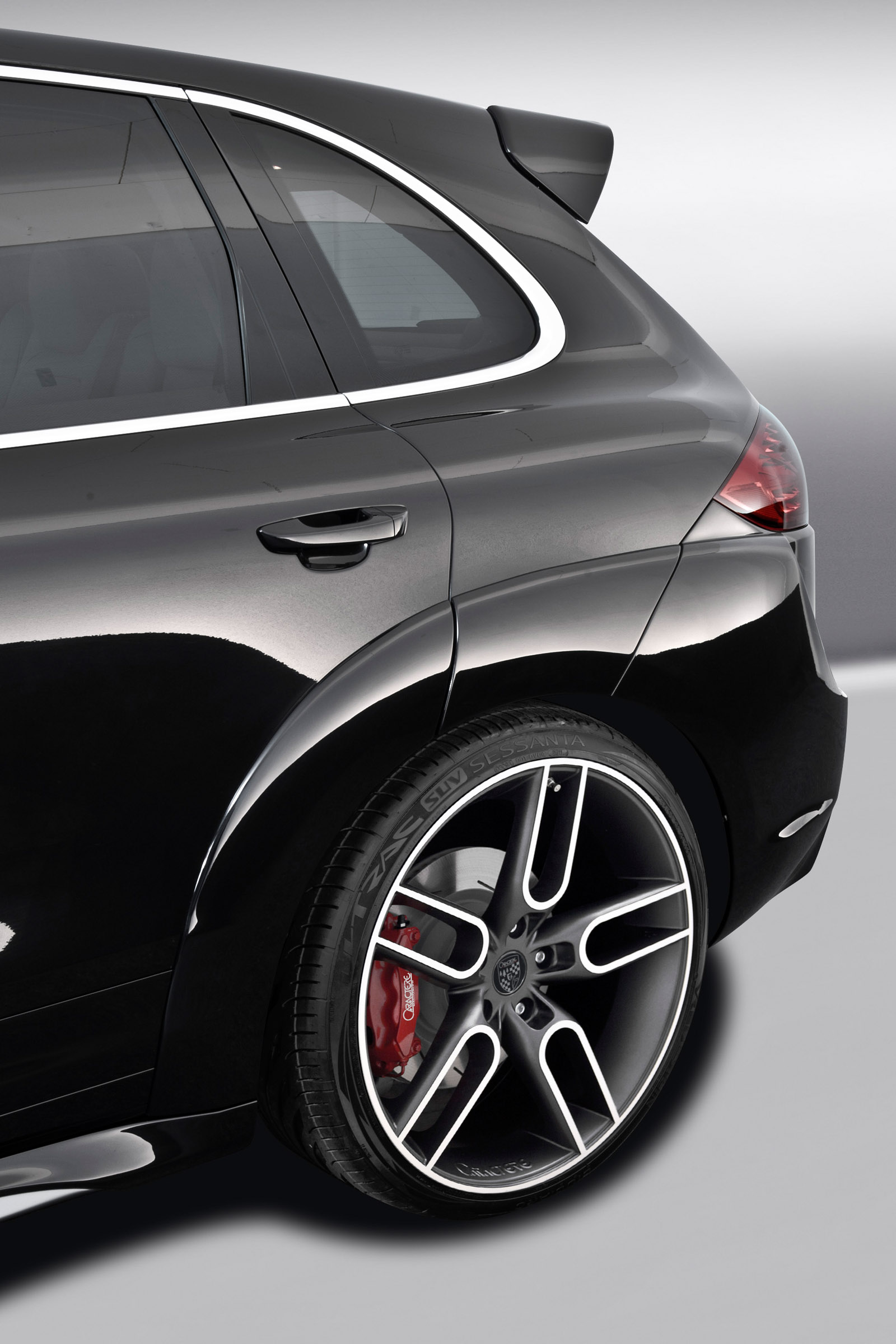 Black Car Wallpapers For Mobile 2012 Caractere Porsche Cayenne