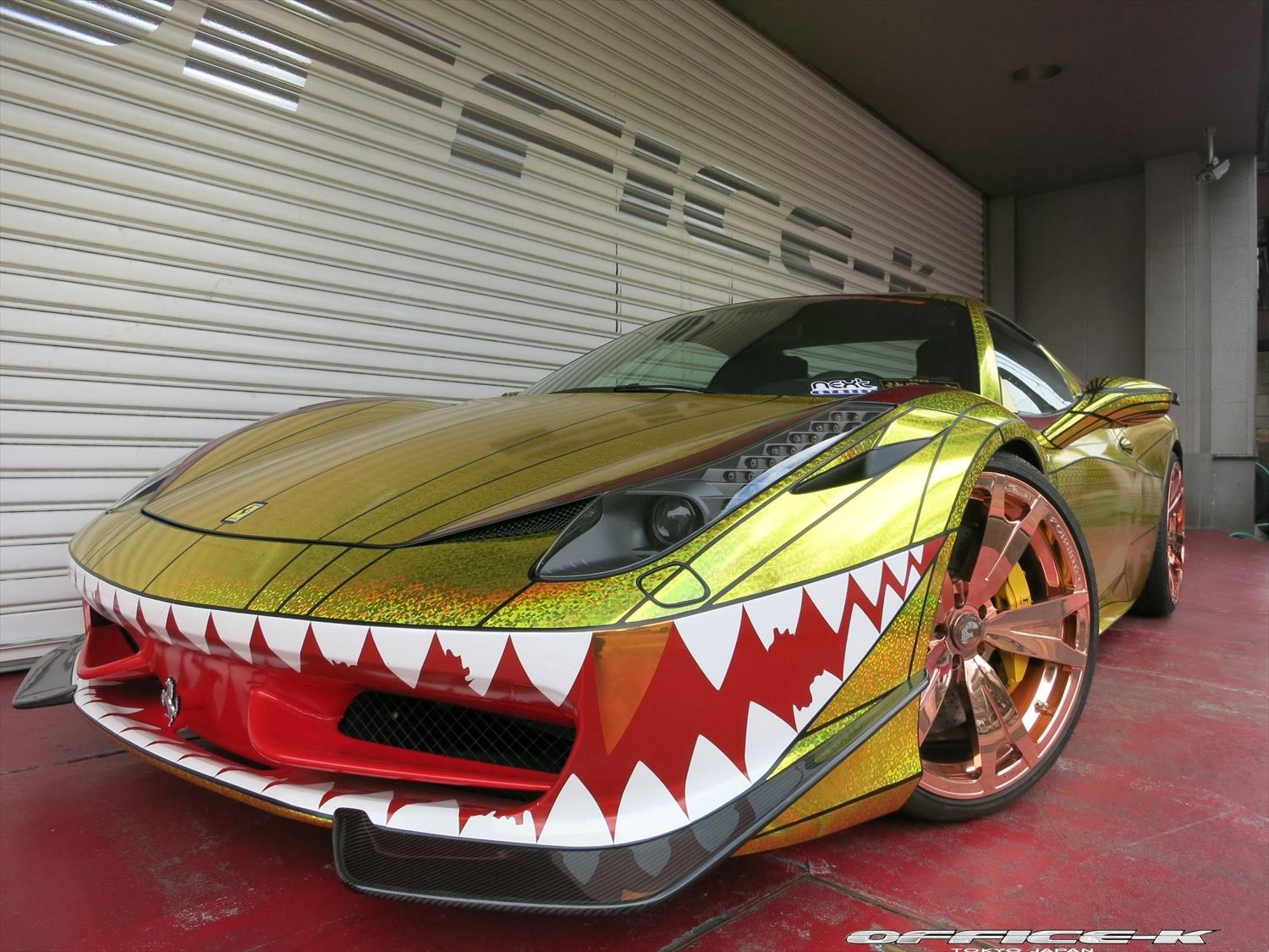 Best Car Wallpapers Ever Ferrari 458 Spider Uglier Than Ever