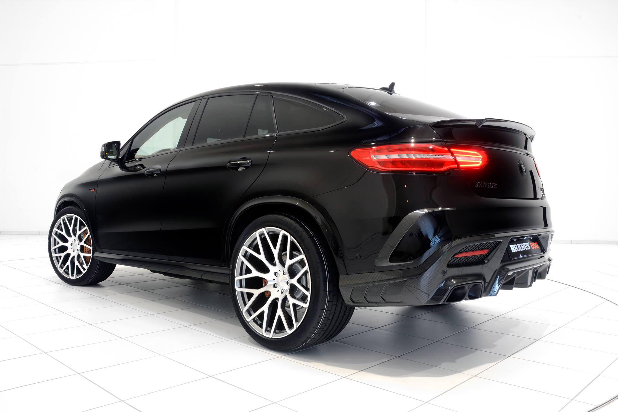 Exclusive Car Wallpapers Brabus Mercedes Benz Gle 63 Coupe With 850hp