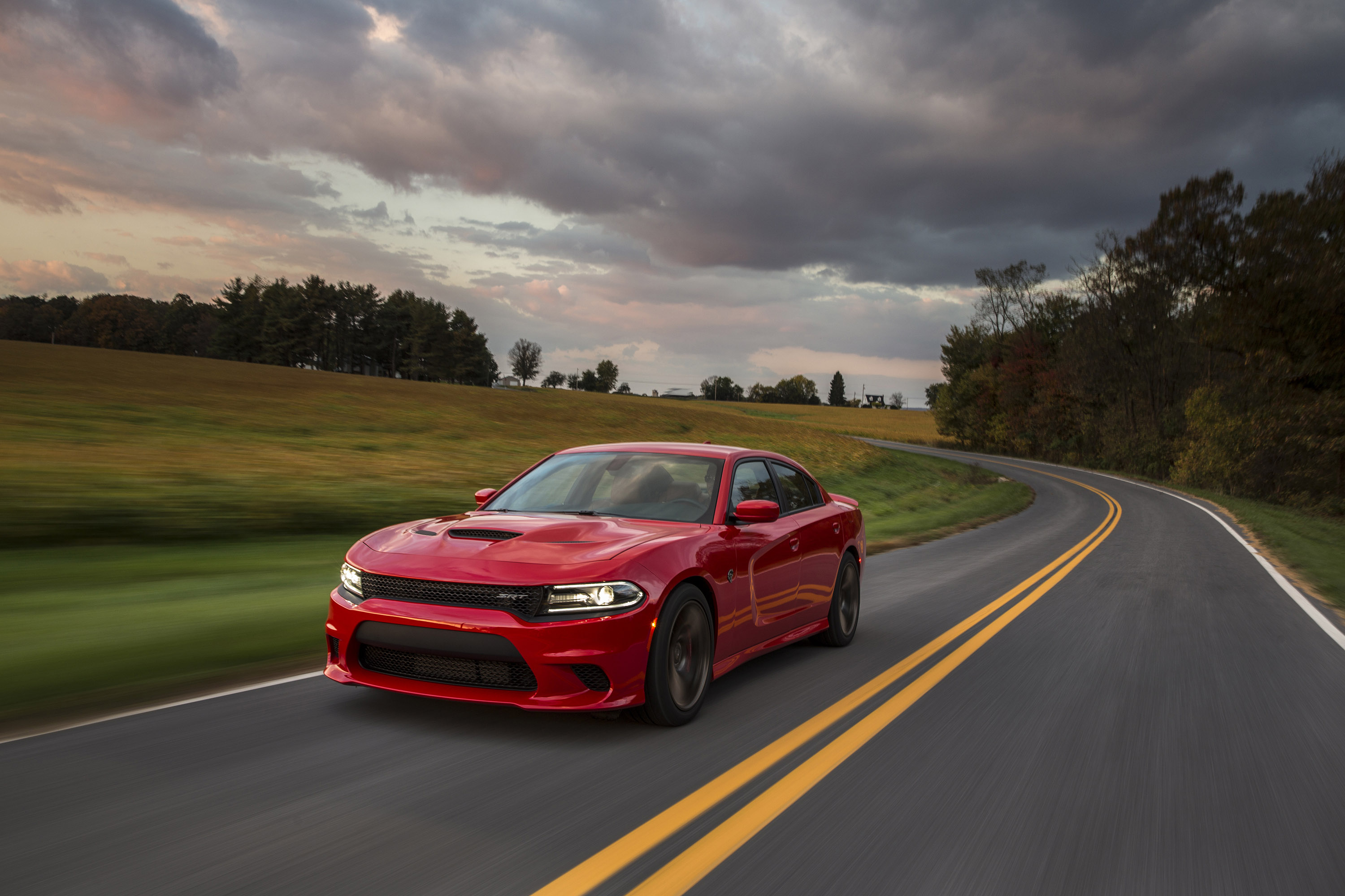 Fastest Car In The World Wallpaper 2015 Dodge Challenger And Charger Srt Hellcat Vehicles Are The