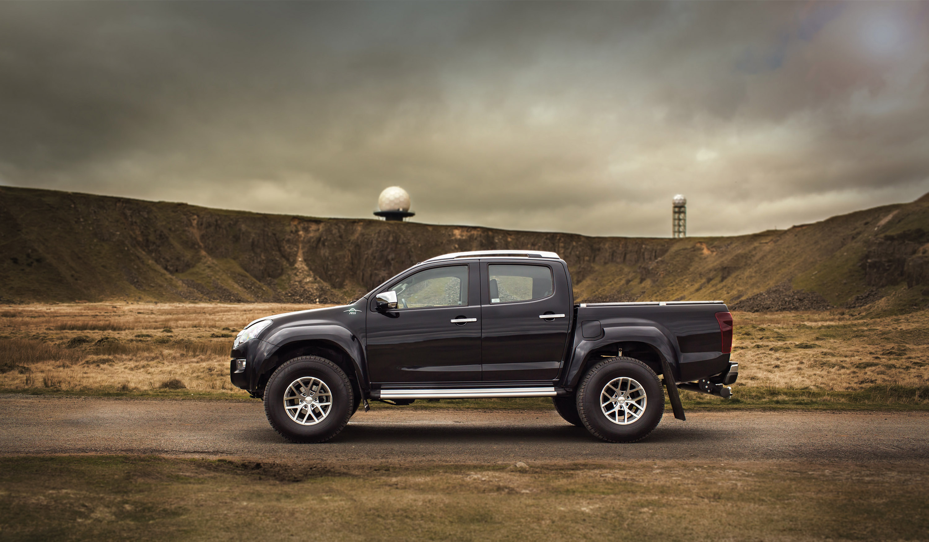 Pioneer Car Audio Wallpapers Isuzu Showcases The All New D Max At35 Lineup