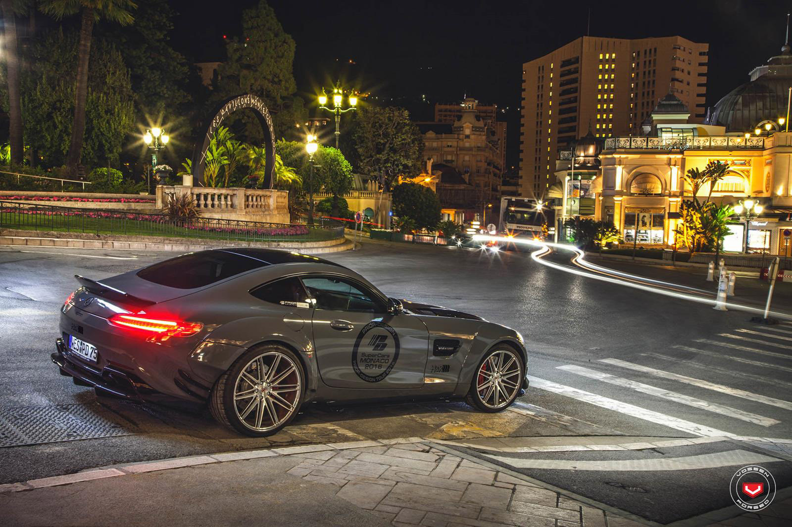 Wallpaper Hp 3d Prior Design Mercedes Amg Gt S Made More Perfect With