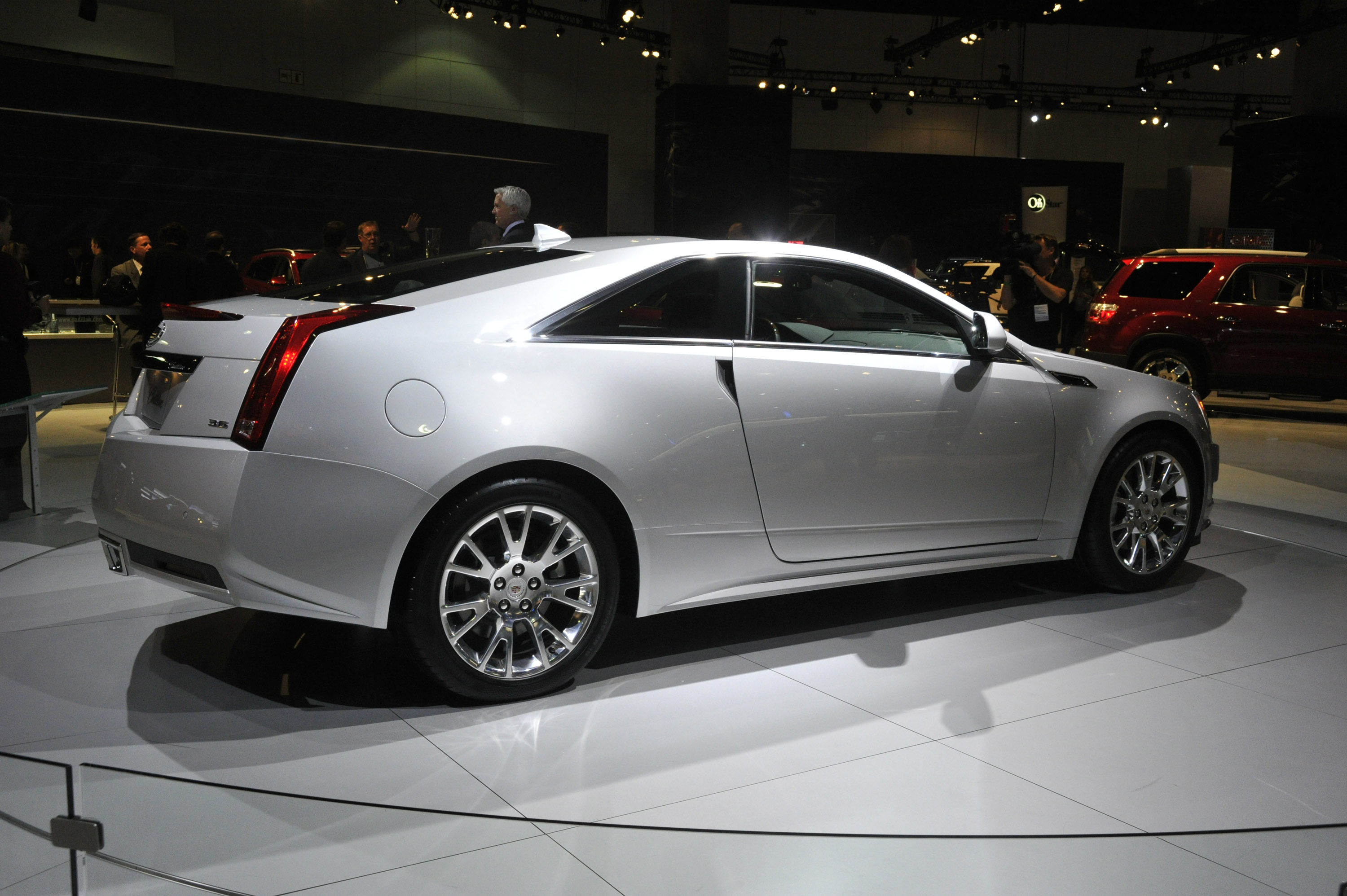 Hybrid Car Lineup Wallpaper 2018 Cadillac Cts Coupe Los Angeles 2009 Picture 45770