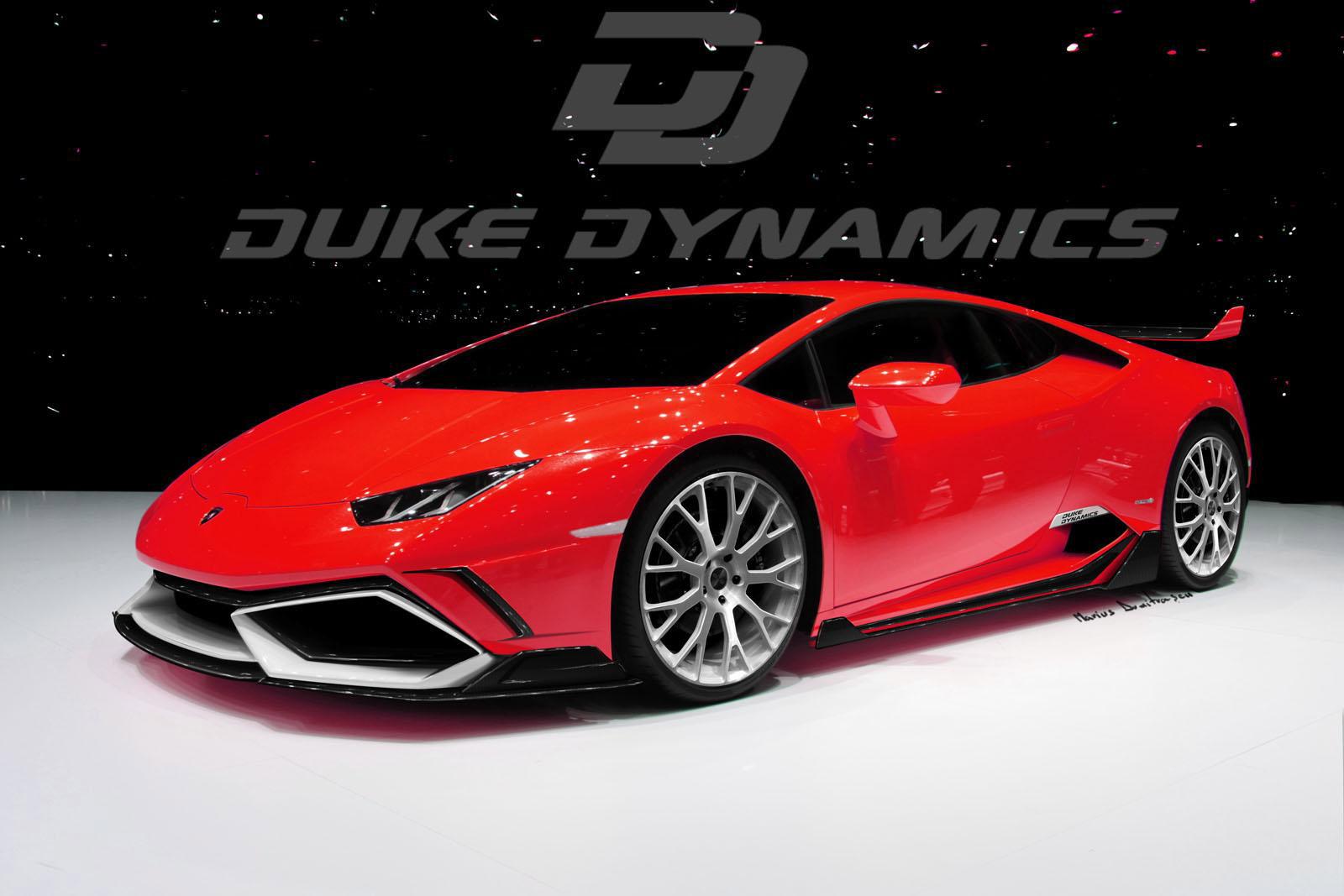 Car Throttle Wallpaper Duke Dynamics Lamborghini Huracan Lp610 4 Arrow