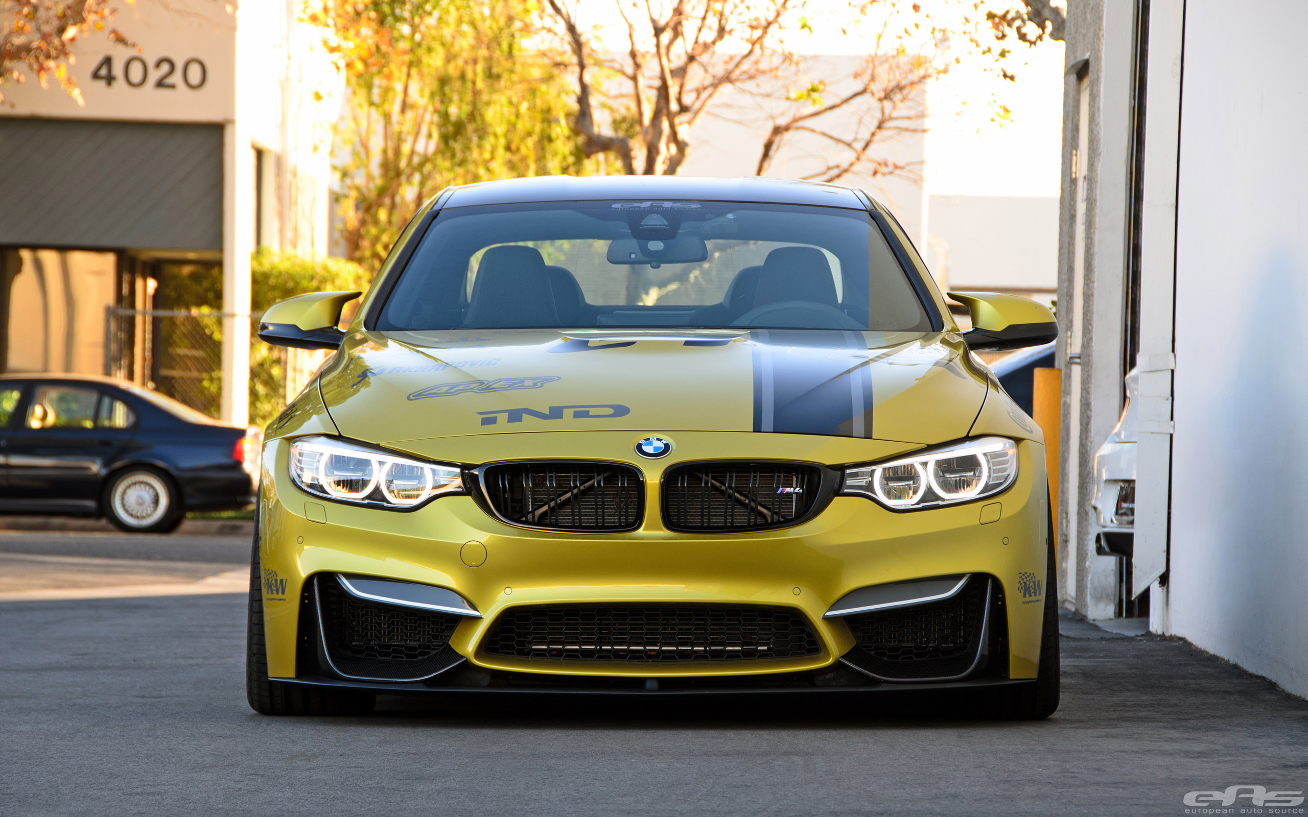 Mercedes Modified Cars Wallpapers Bmw M4 Shows Better Performance Due To Additional Kw