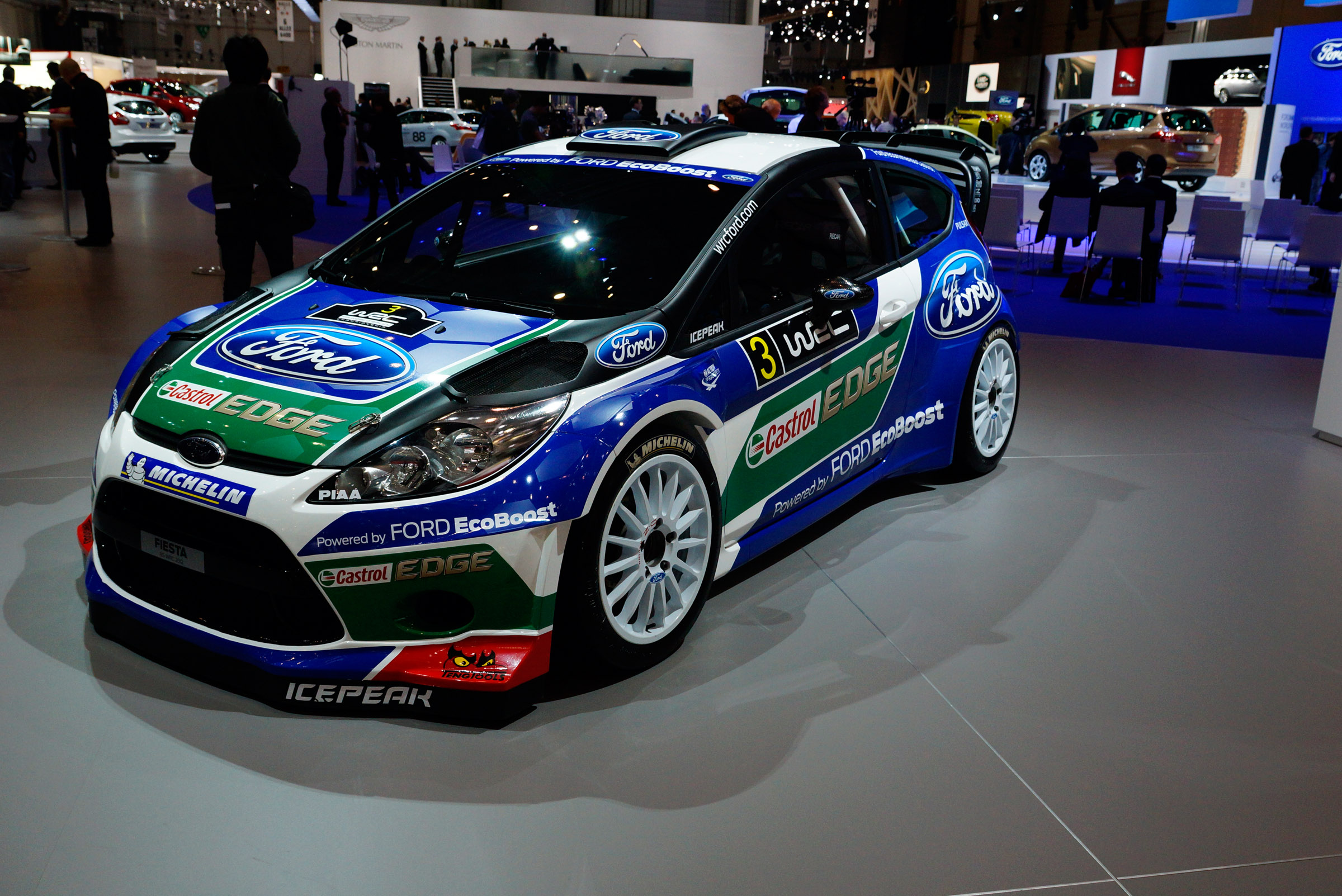 Fast And Furious Car Wallpaper Download Ford Fiesta Rally Geneva 2012 Picture 65853