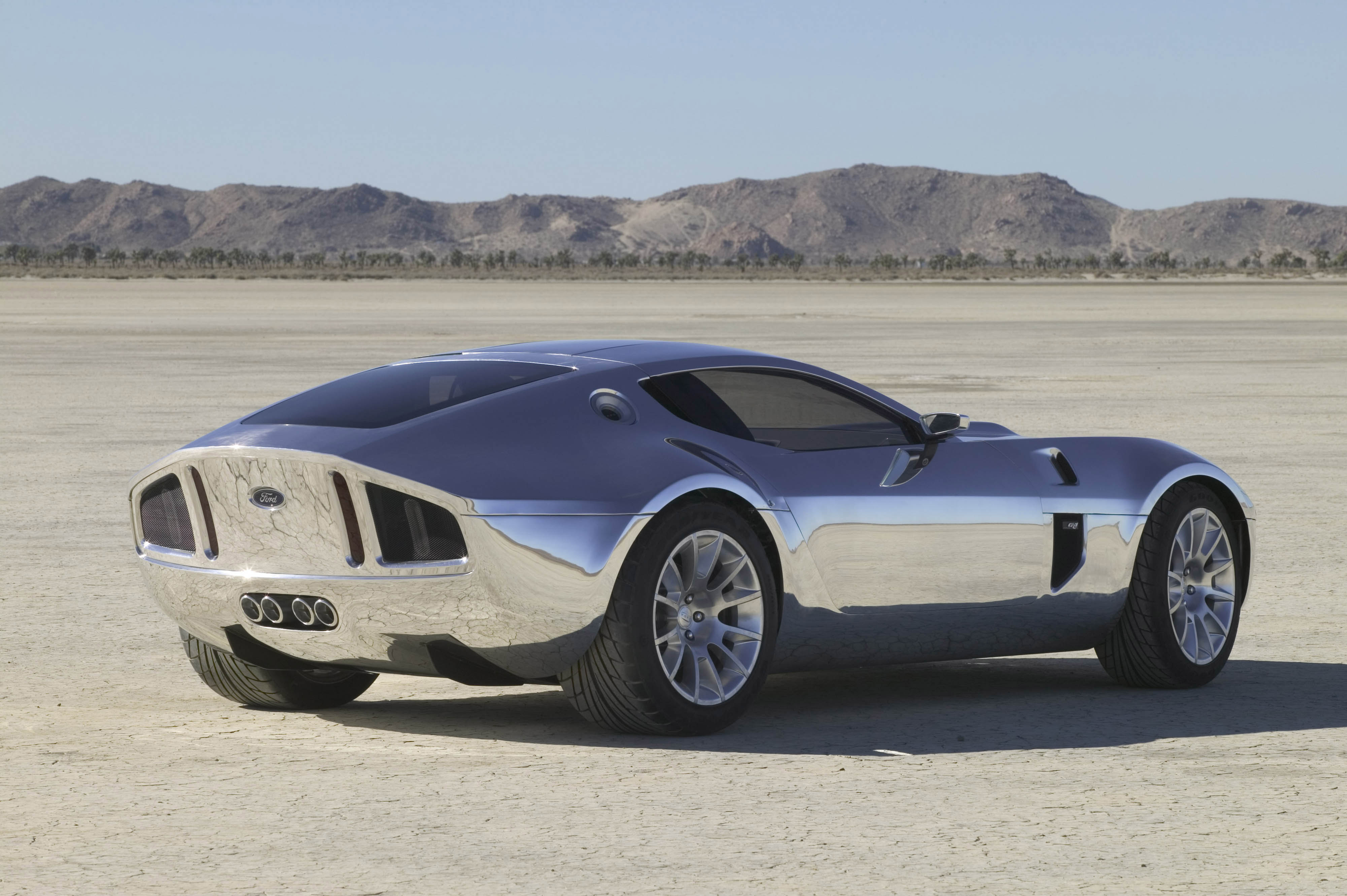 Pajero Car Hd Wallpaper Ford Shelby Gr 1 Concept Picture 18129