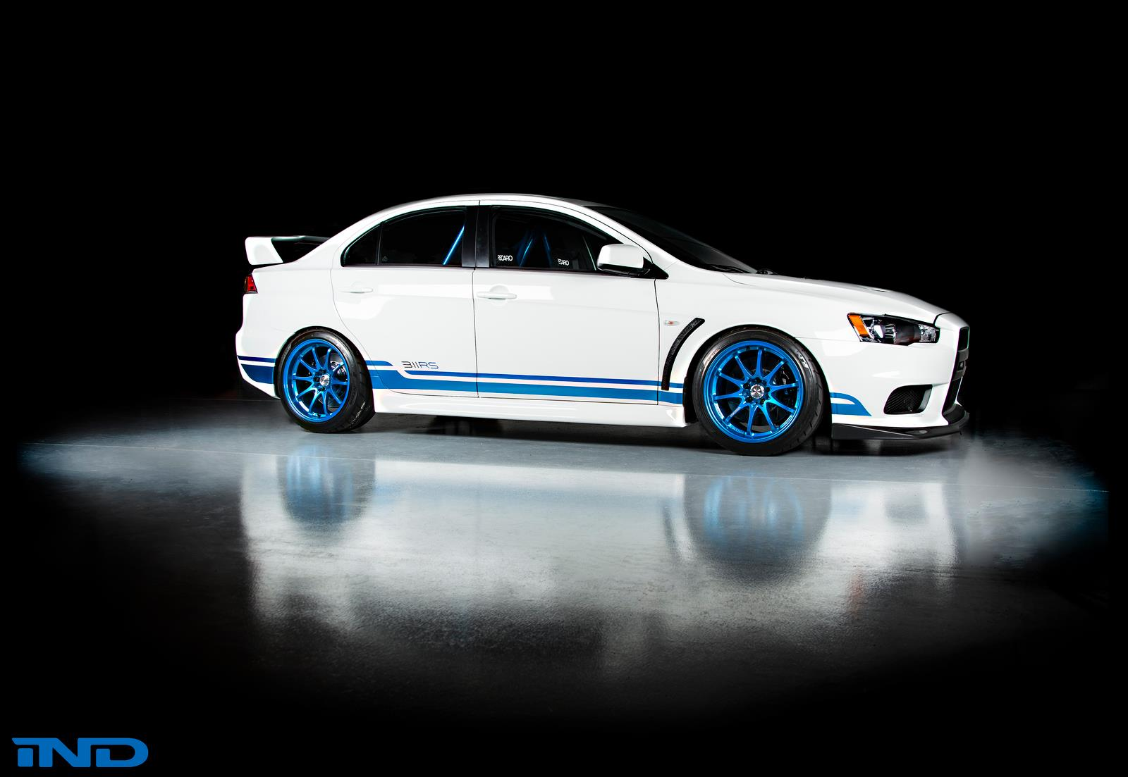 Exclusive Car Wallpapers Limited Production Ind Mitsubishi Evo X 311rs Released