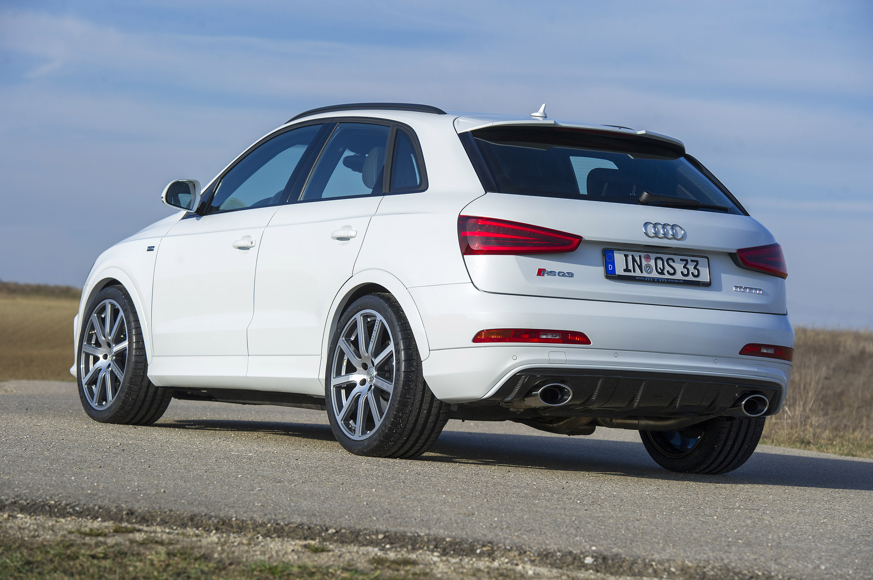 Car Lineup Wallpaper Mtm Audi Rs Q3 2 5 Tfsi Quattro