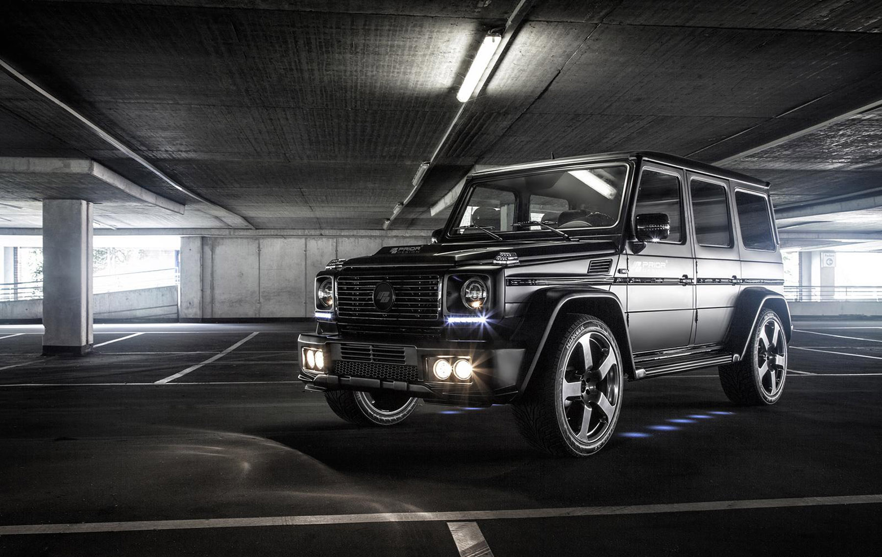 Black Car Wallpapers For Mobile Prior Design Mercedes Benz G Class W463