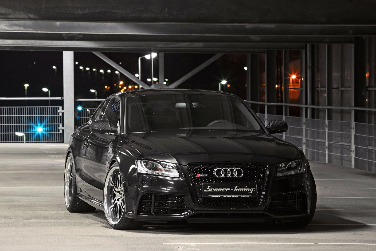 Exclusive Car Wallpapers Senner Tuning Audi Rs5