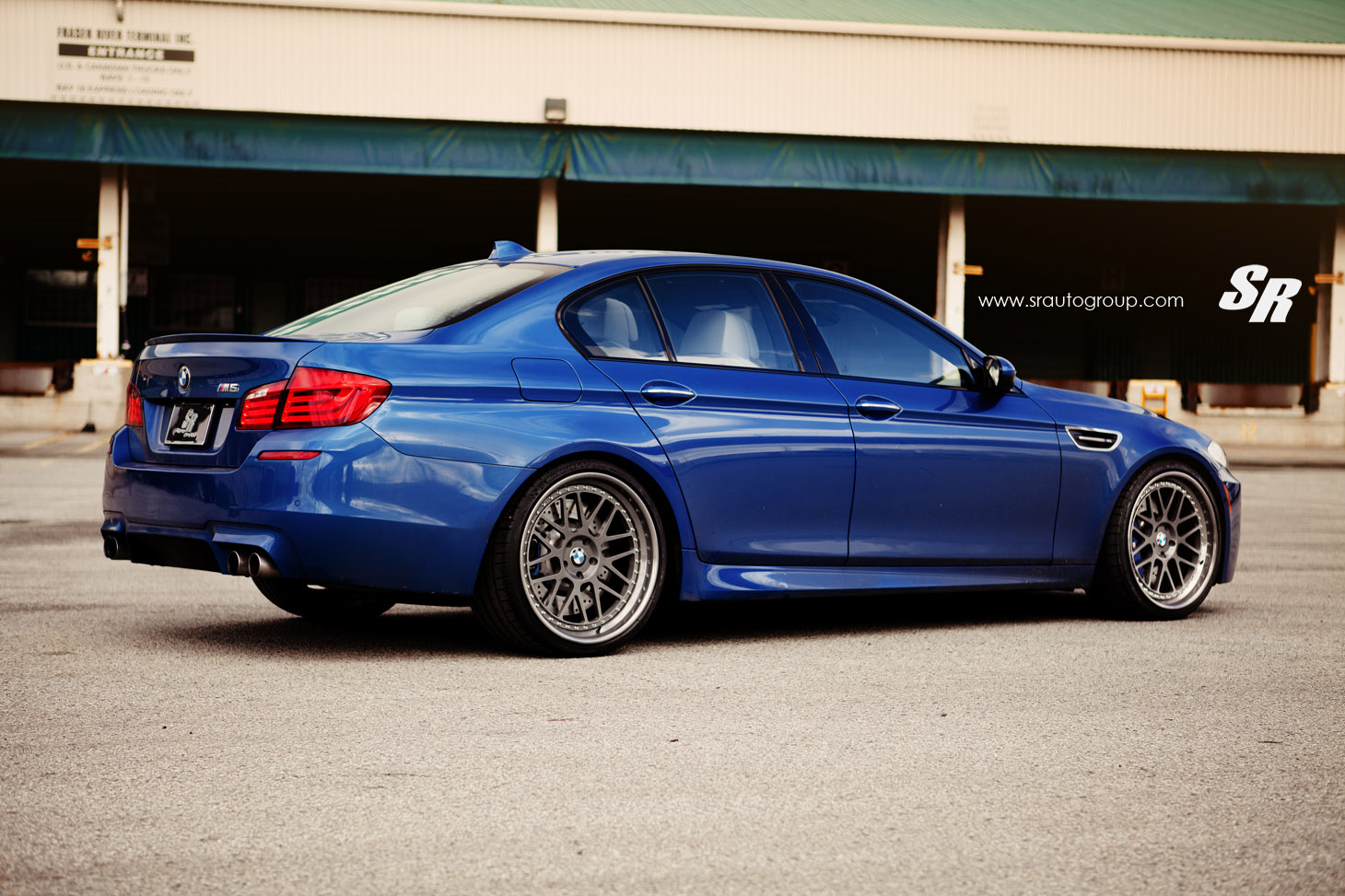Exclusive Car Wallpapers Sr Auto Enhances Bmw F10 M5