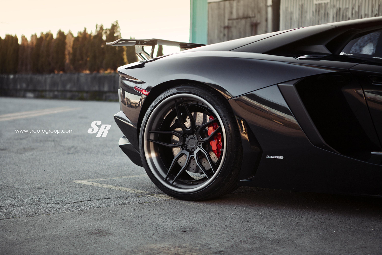 Import Car Wallpapers Lamborghini Aventador Is The Black Bull