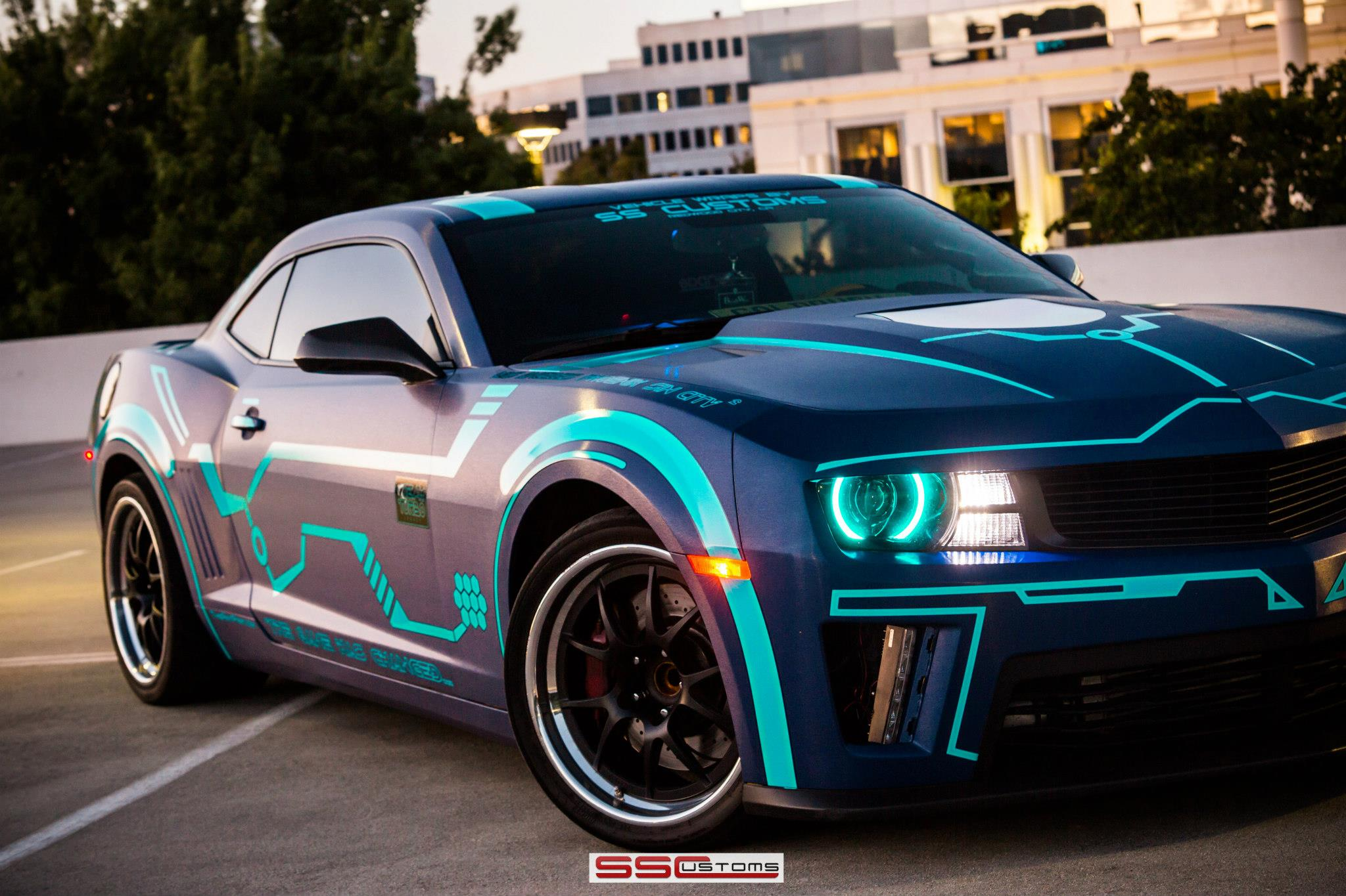 Audi Sports Car Wallpaper Ss Customs Chevrolet Camaro Picture 83668