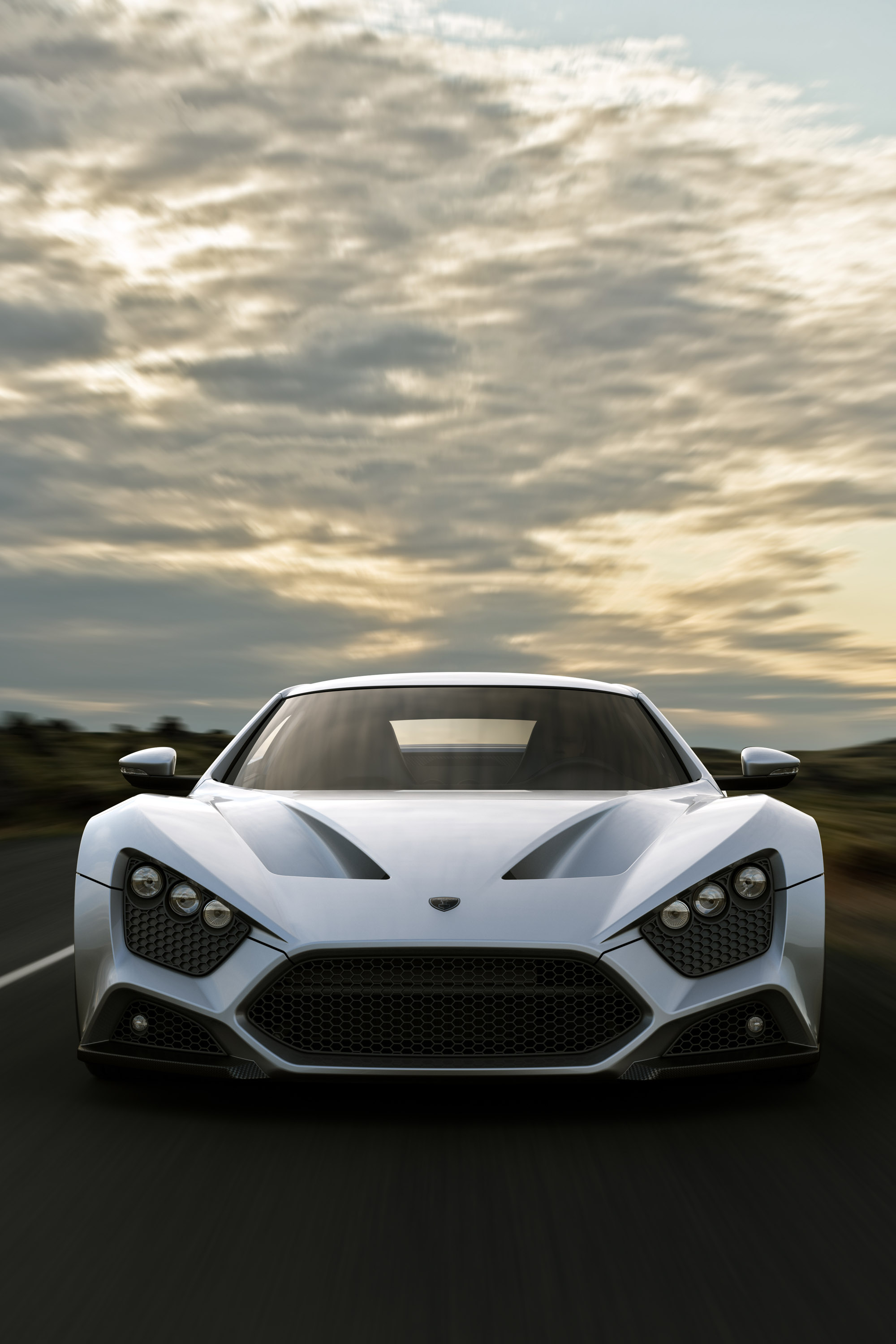 Exclusive Car Wallpapers 2014 Geneva Motor Show Zenvo St1