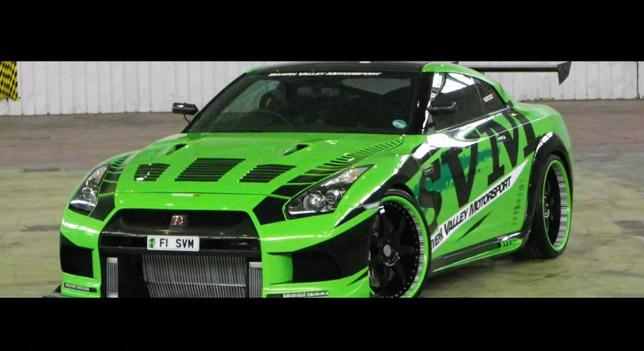 Race Car Wallpaper Images Nissan Gt R The Hulk Hits 350 Km H Hd Video