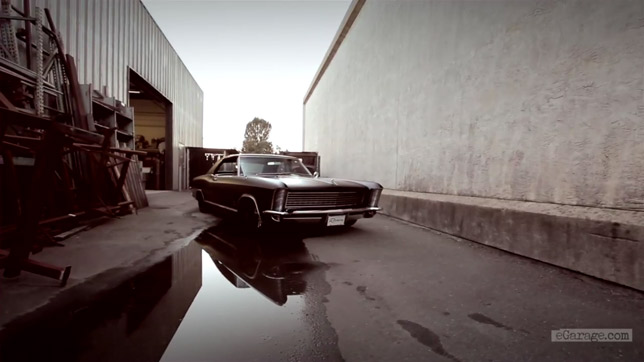 Matte Black Wallpaper 1965 Buick Riviera Piece By Egarage