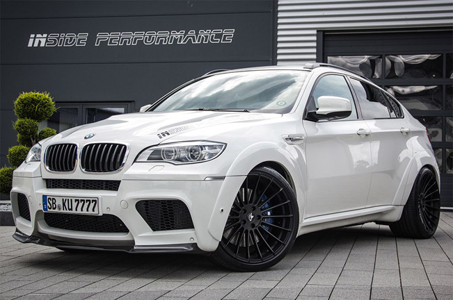 Mighty Car Mods Wallpaper Inside Performance Bmw X6 M 700hp And 1 000nm