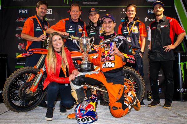 Marvin Musquin Captures First Career 450sx Victory At