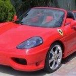 Ferrari 360 Modena Replica - It Looks Good!