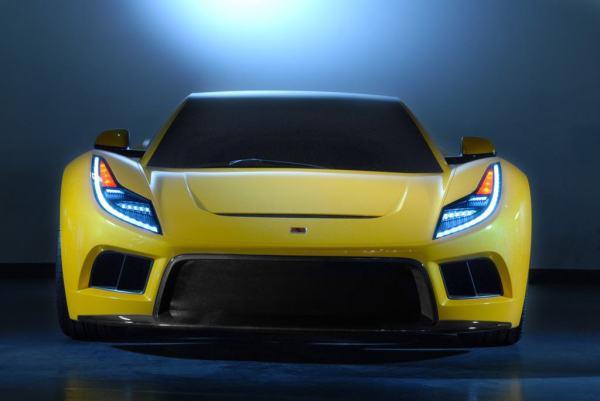 Saleen S5S Raptor Concept front