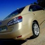 2010 Lexus HS 250h (13)