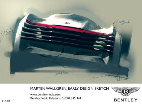 Bentley Concept Design