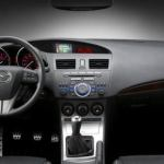 2010 MazdaSpeed3 interior