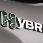 2010 Chevy Silverado Hybrid badge