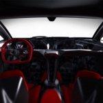 Lamborghini Sesto Elemento interior