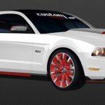 MustangbyFVehicleP