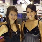 SEMA Booth Girls (4)