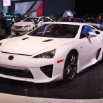 Successful 2011 Auto Shows Warmed by Winter Crowds