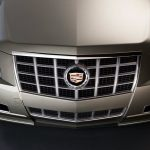 2012CadillacCTSGrilleDetail