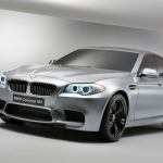 BMW M5 Concept Revealed
