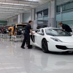 McLarenMP4-12CInProduction