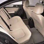 2011 VW Jetta SEL rear seats